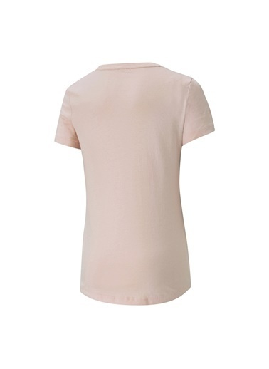 Puma Puma 85175775 Essentials Tee Pembe Kız Çocuk T-Shirt Pembe